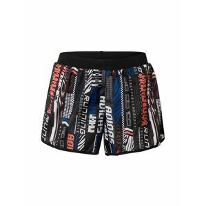 ADIDAS PERFORMANCE Sportovní kalhoty  černá / mix barev