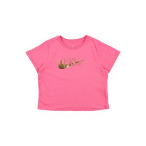 Nike Sportswear Tričko  pink