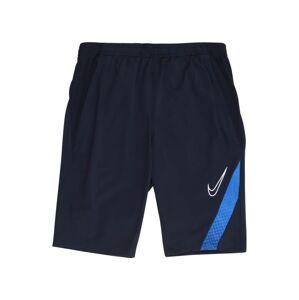 NIKE Sportovní kalhoty 'Academy M18'  modrá / tmavě modrá