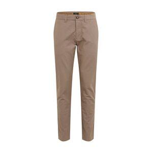 Matinique Chino kalhoty  světle hnědá