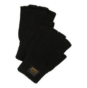 Carhartt WIP Rukavice s krátkými prsty 'Military Mitten'  černá