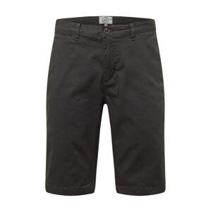 Kronstadt Chino kalhoty 'Jonas'  tmavě šedá