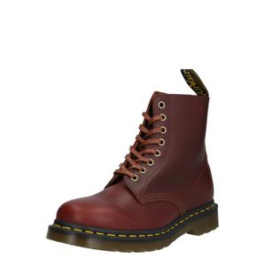 Dr. Martens Šněrovací boty 'PASCAL'  karmínově červené
