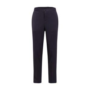 SELECTED HOMME Kalhoty s puky  tmavě modrá