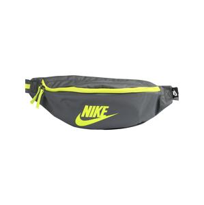 Nike Sportswear Ledvinka 'Heritage'  žlutá / tmavě šedá