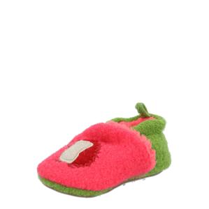 MAXIMO Novorozenci 'Igel'  zelená / světle červená
