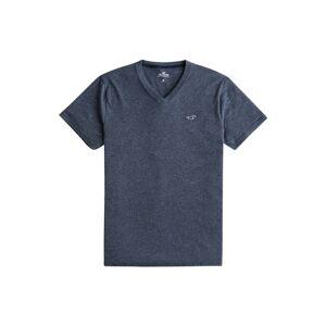 HOLLISTER Tričko 'T-Shirt'  námořnická modř